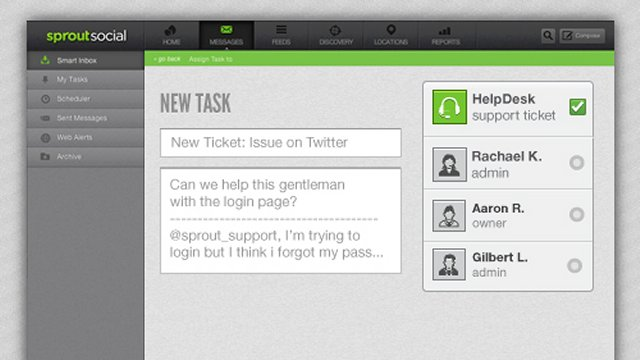 Use Sprout Social To Manage Team Voice