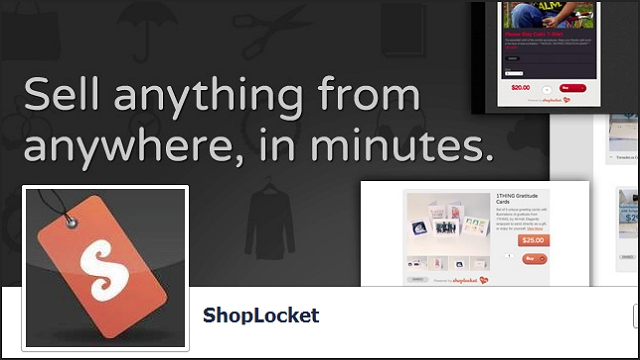 Spotlight On Startups - ShopLocket